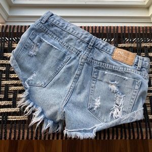 One Teaspoon Shorts - one teaspoon • bandits